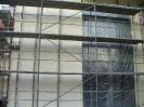 Външна топлоизолация зад окачнена фасада