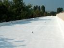Хидроизолация на плосък покрив с полиуретанова пяна